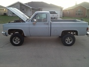 For Sale In Midland 1982 K10 Chevy 4X4 Lifted $4000.00 OBO